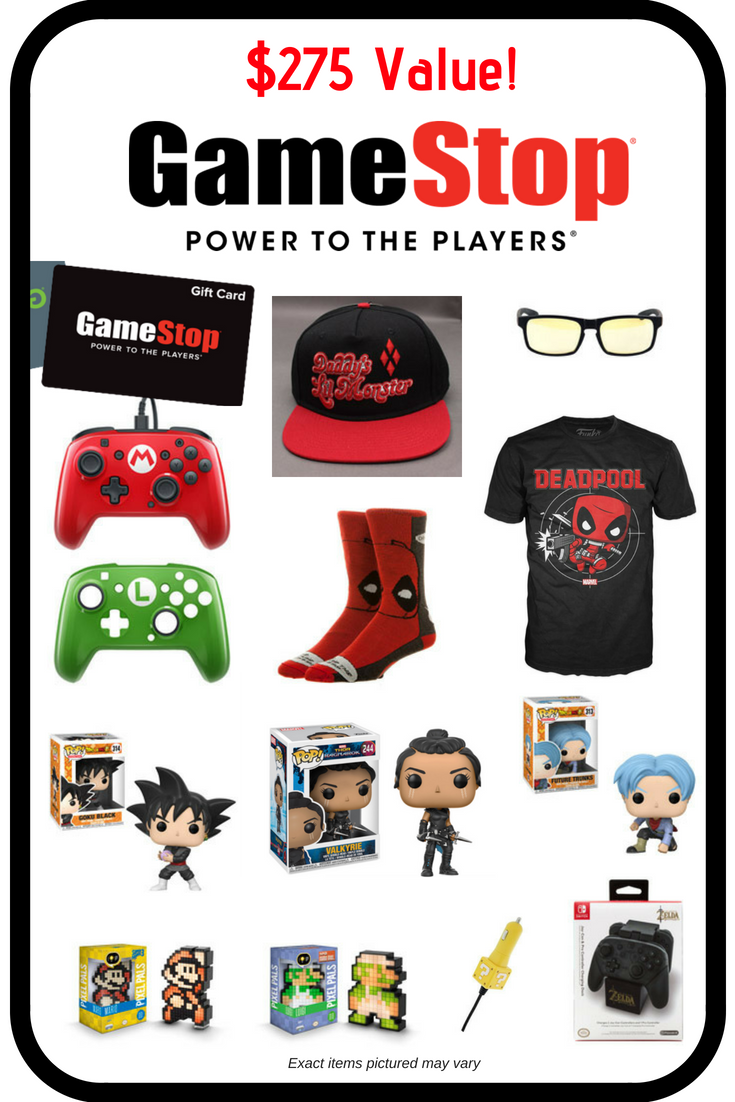GameStop Pro Day Sales This Weekend + Enter To Win $275 Prize Pack ...