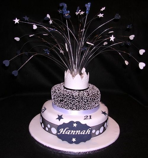 modern 21st birthday cake ideas 21st Birthday Cake Ideas Cakes