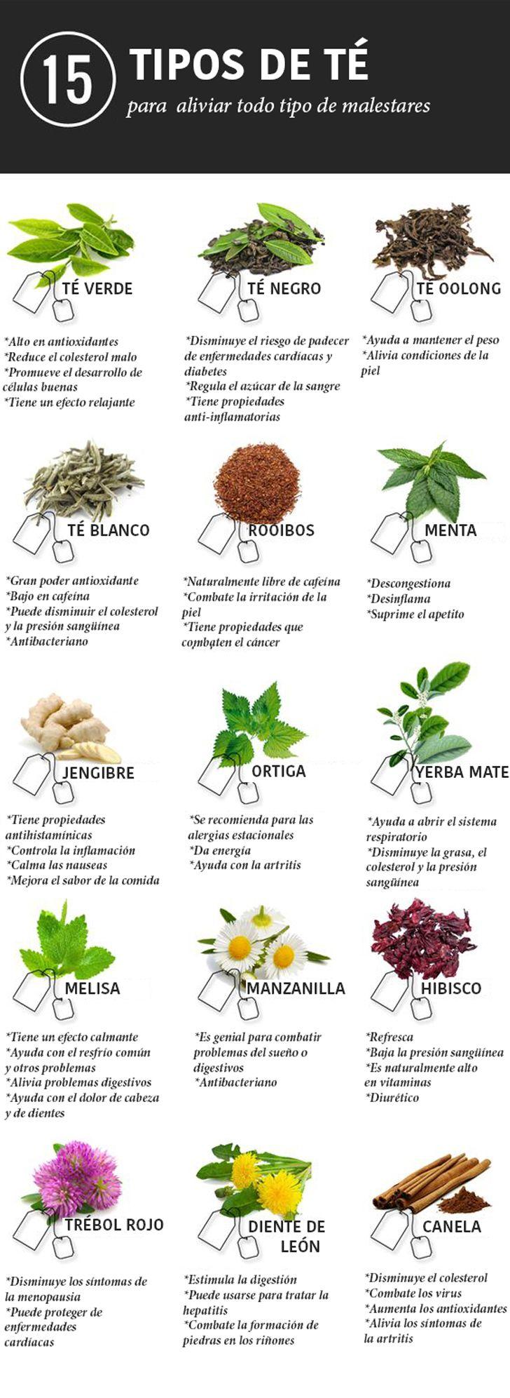 té de hierbas y diabetes