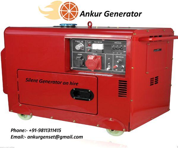 Generatorhiring Co In Silent Generator Generation Silent