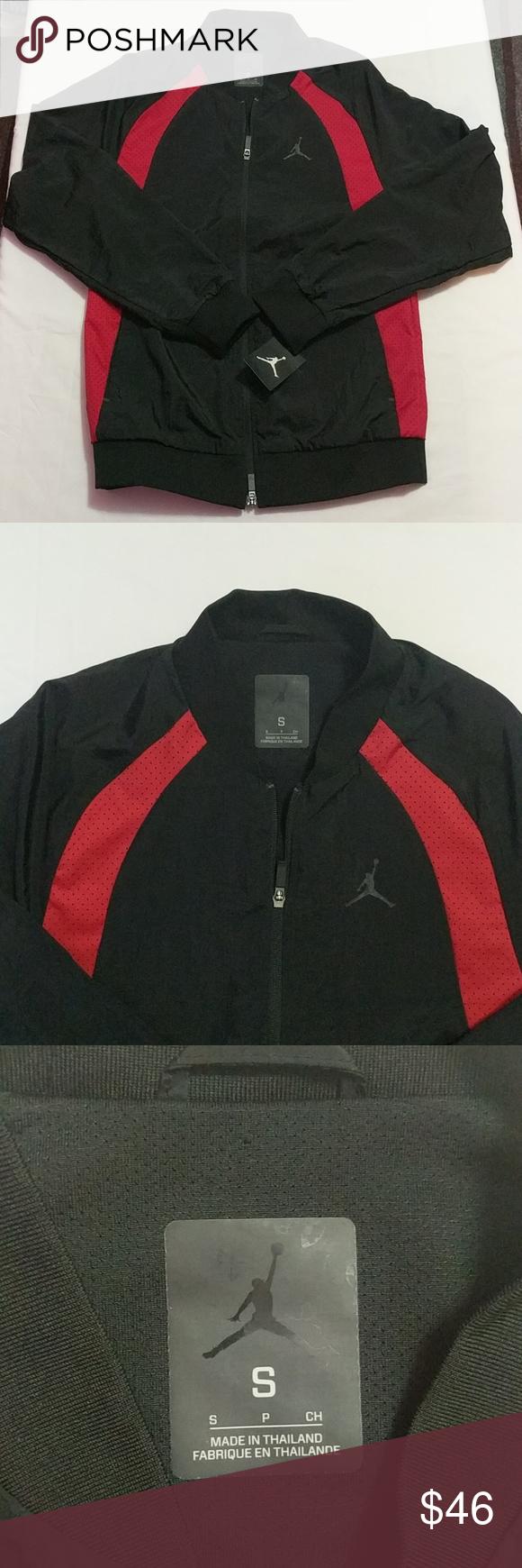 fb02147fa29d Nike Air Jordan Wings Woven Vented Jacket Mens New New with tags. Sizes  Medium