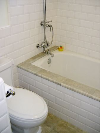 Installing a Prefab Bathtub Surround - How to Install Bath Tubs ...