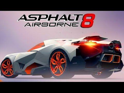Asphalt 8 Airborne Supercars Racing Electonic Music Car Game #2