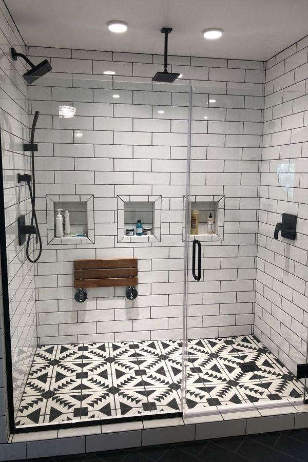 Wonderful Bathroom Tile Shower Ideas 10 In 2020 Bathroom Remodel Master Bathroom Design Trends Bathrooms Remodel