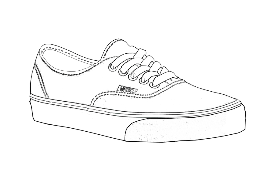 shoe line drawing - Google Search | Drawan | Pinterest | Dibujo