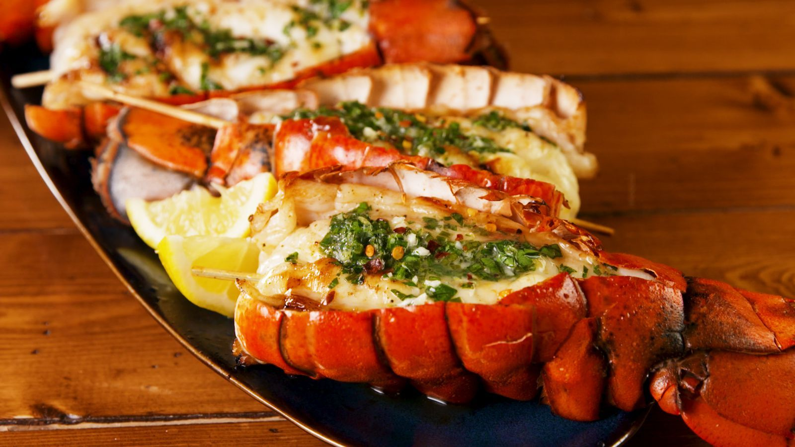 Grilled Lobster Tail | Recipe | Lobster recipes, Grilled ...
