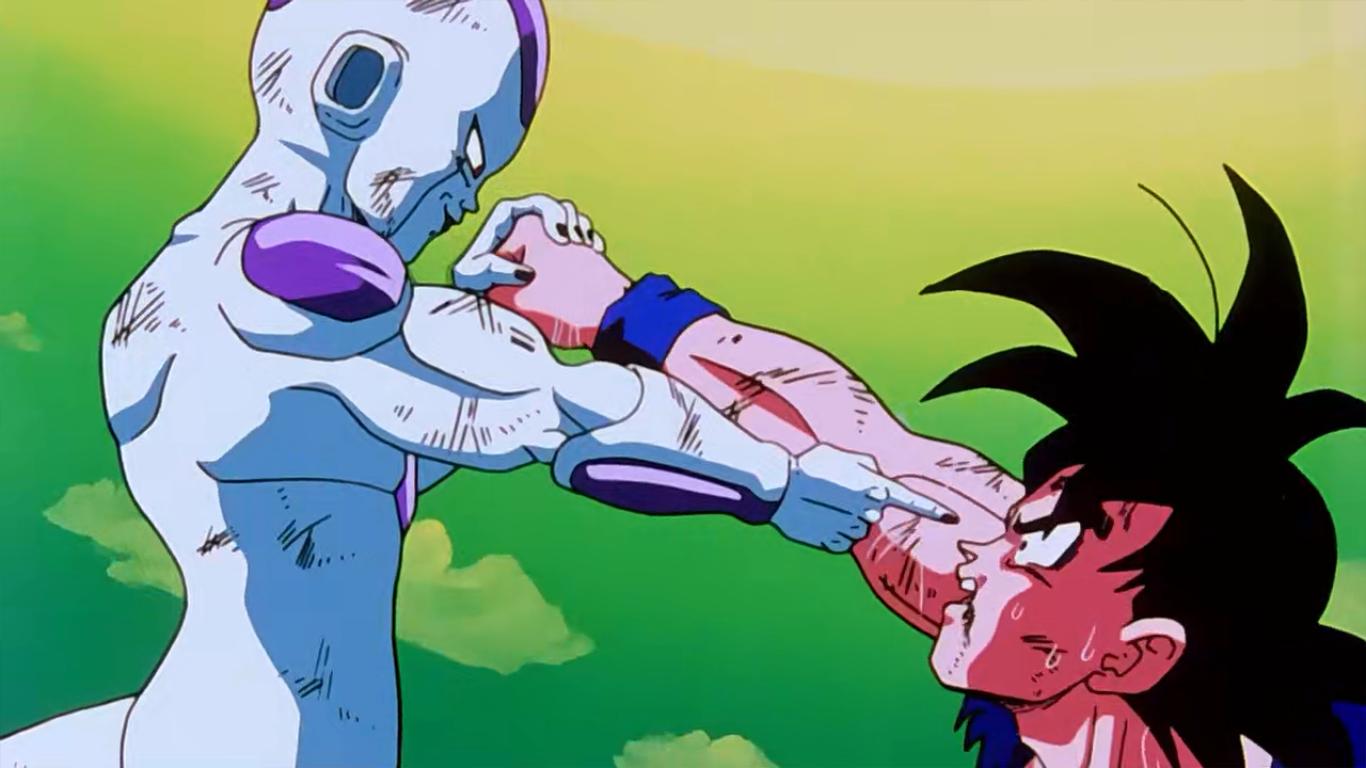 47++ Goku pointing information
