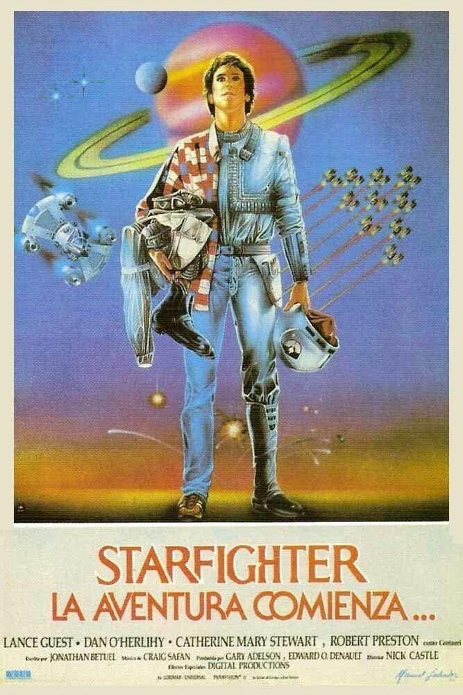 Starfighter Film Stream