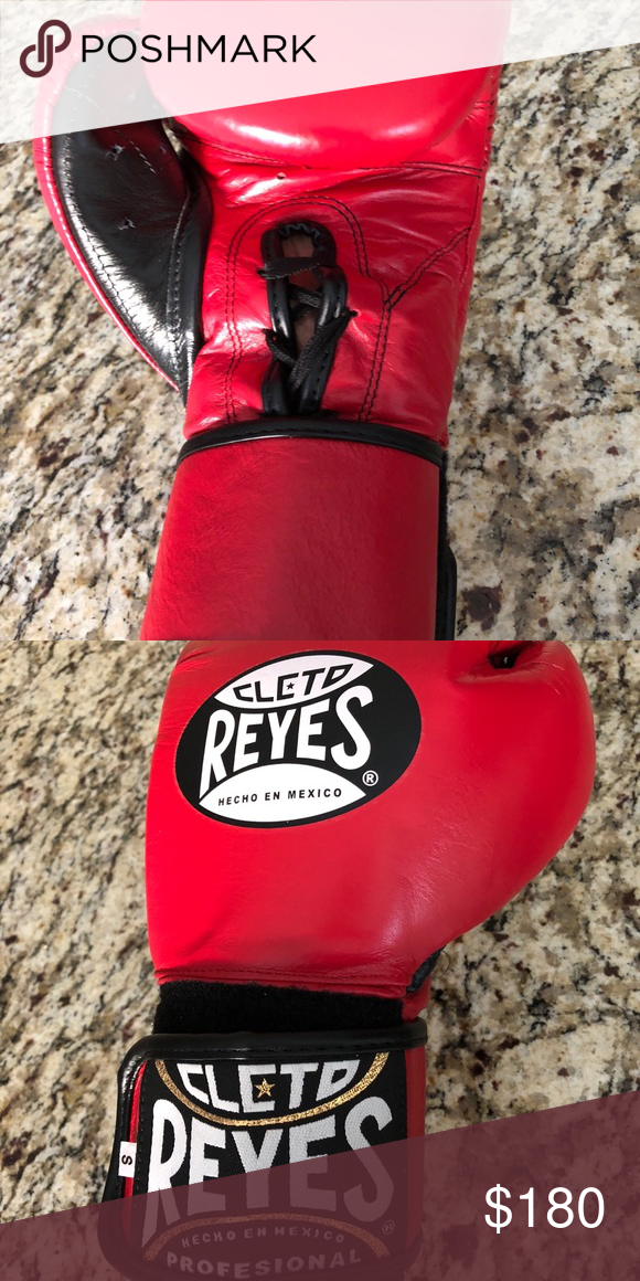 Cleto Reyes Boxing Gloves Real leather Cleto Reyes Other