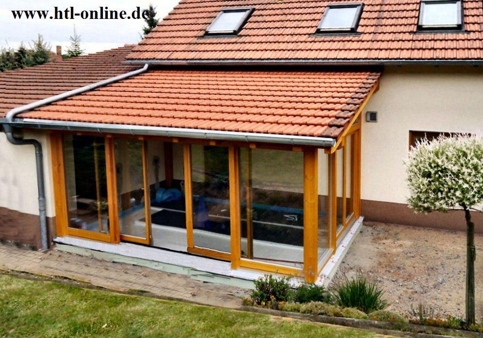 Wintergarten Aus Holz Htl Holztechnik Holz Arbeit Mit Holz