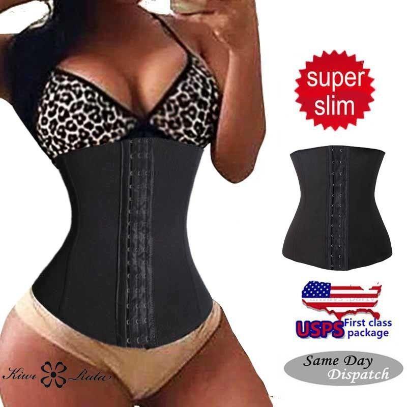 e836be61dcd54 FREE SHIPPING - Slimming Women Body Control Shaper Waist Trainer Cincher  Corset Tummy Girdle