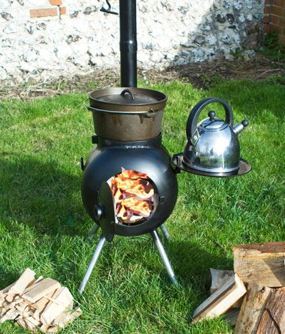 Ozpig Stove Yard Garden And Outside Stove Tent Stove