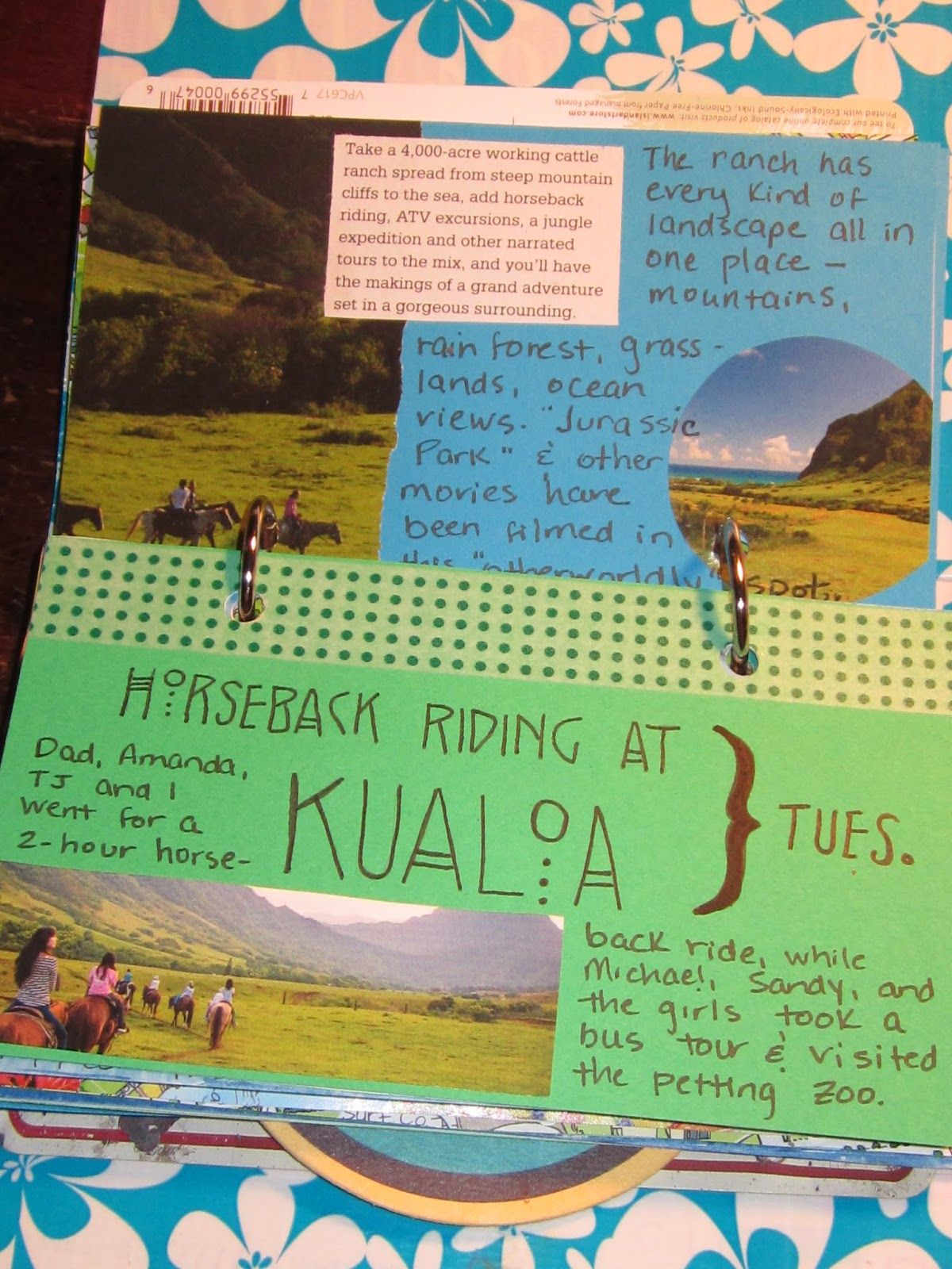 Drawing Near Hawaii Travel Journal