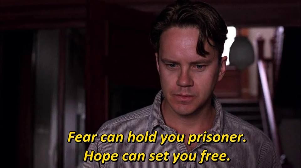 From The Shawshank Redemption. #movie #quotes #films ...
