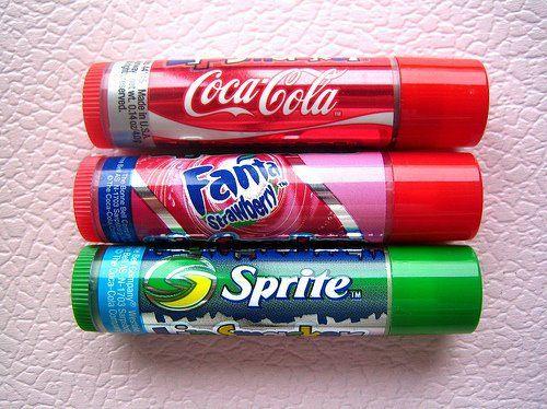 coca cola lipsstick