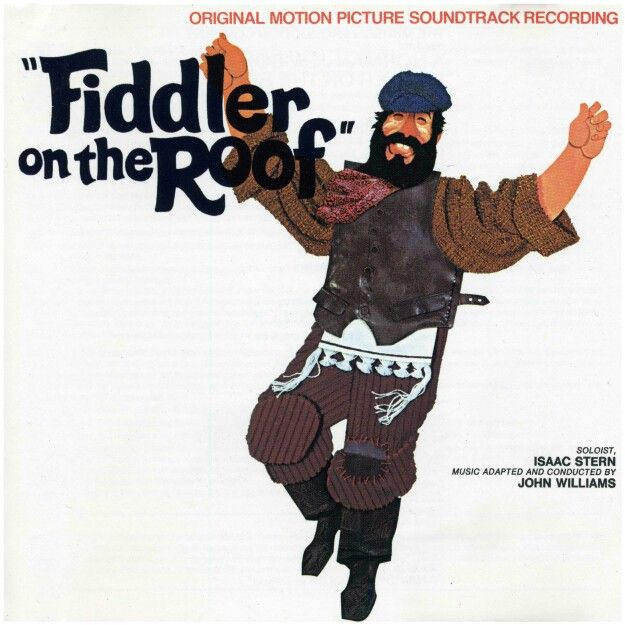BEST ADAPTED SCORE WINNER: Fiddler On The Roof