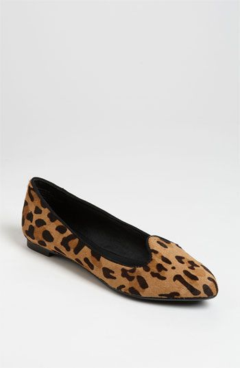 Steven by Steve Madden 'Valantine' Smoking Flat available at #Nordstrom $119