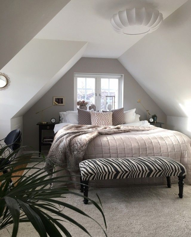16 Classy Rustic Bedroom Designs: 17+ Classy Bathroom Attic Rustic Ideas