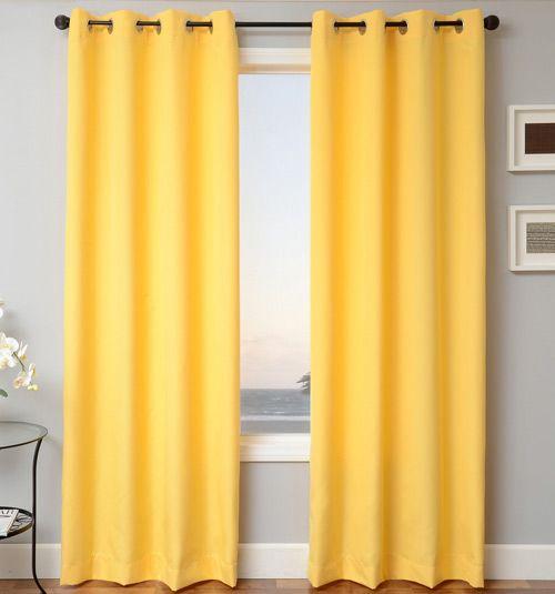 Blindsgalore Signature Drapery Panel: Sunbrella Outdoor Curtain