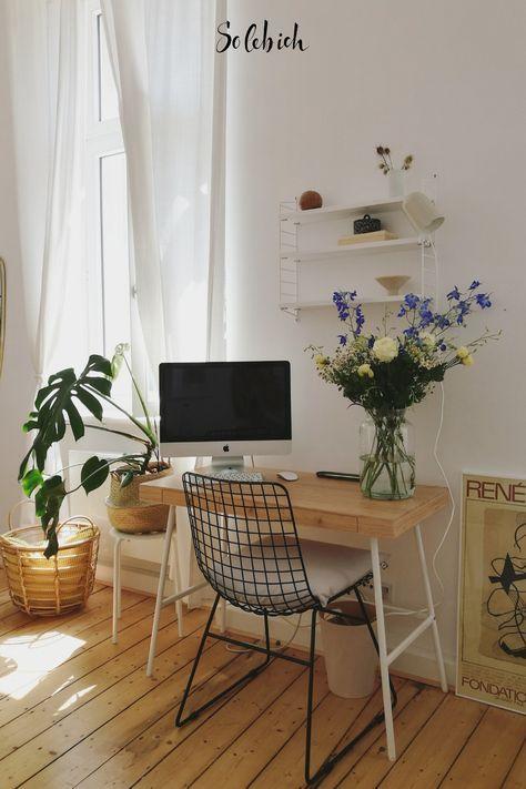 Home Office einrichten – Die schönsten Tipps und Inspirationen für den Arbeitsplatz zuhause
