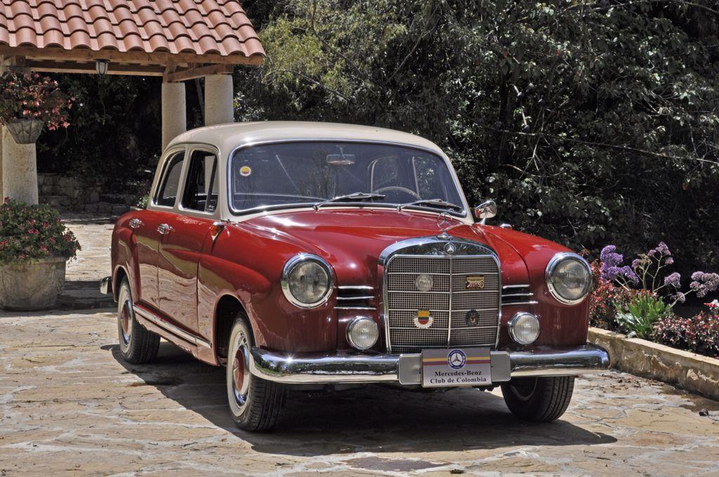 Mercedes benz 180 c w 120 1962 519 439 original for 1962 mercedes benz