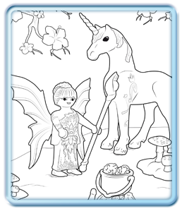 playmobil coloring pages playmobil fairy coloring pages | Kiddie Crafts | Coloring pages  playmobil coloring pages