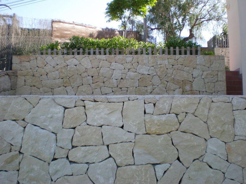 Artenat Muros De Piedra Natural Guillermo Riera Dénia Vall De Laguar Muros De Piedra Piedra Natural Para Fachadas Muros