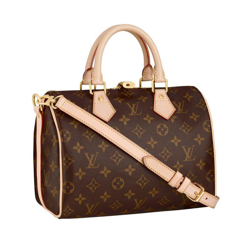 nueva estilos 972f3 e3b97 El Speedy de Vuitton: Speedy Bandolera | Louis vuitton in ...