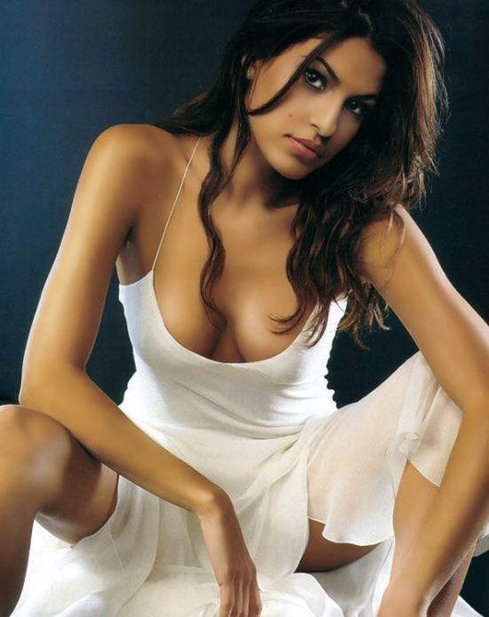 Sexy white dresses celebrity