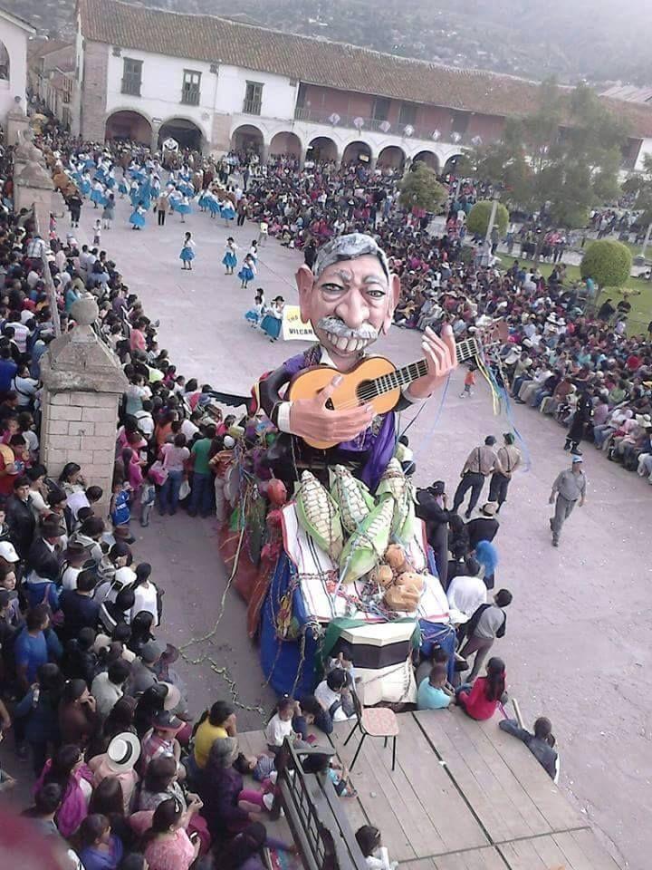 Carnaval Ayacuchano 2015