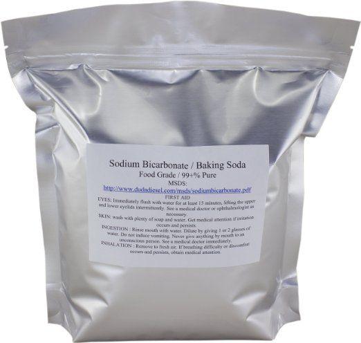 Robot Check Baking Soda Bath Sodium Bicarbonate Baking Soda