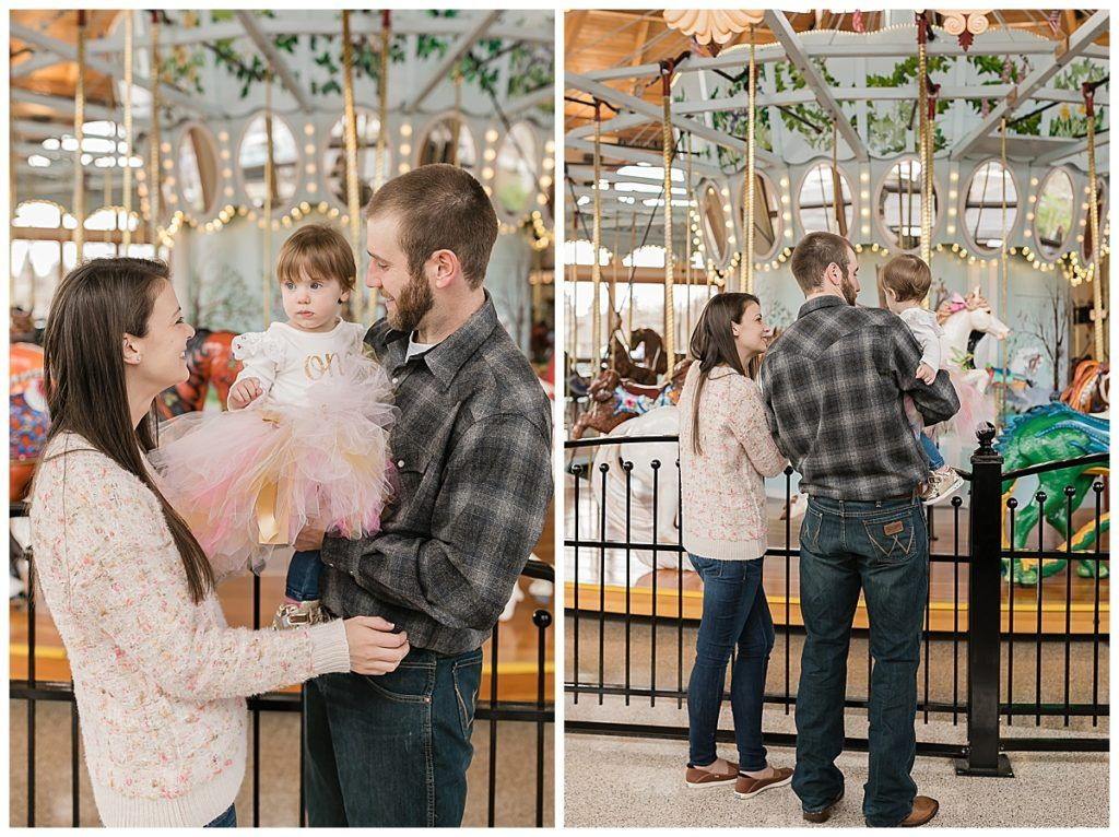 Halloween In Albany Oregon 2020 Carousel Museum, Albany Oregon | Family and First Birthday Session