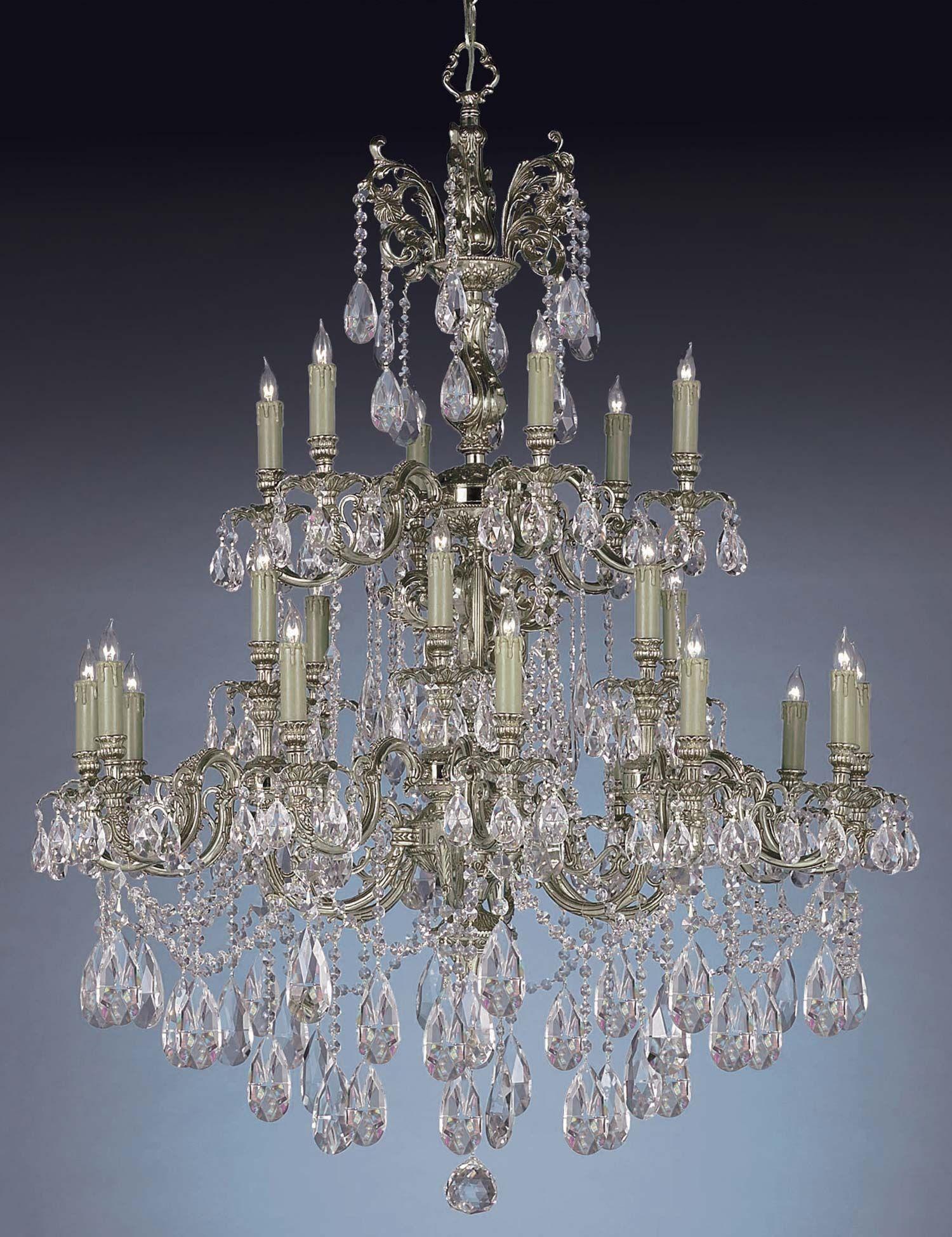 Crystorama 24 light novella chandelier chandeliersmirrorslamps crystorama 24 light novella chandelier mozeypictures Gallery