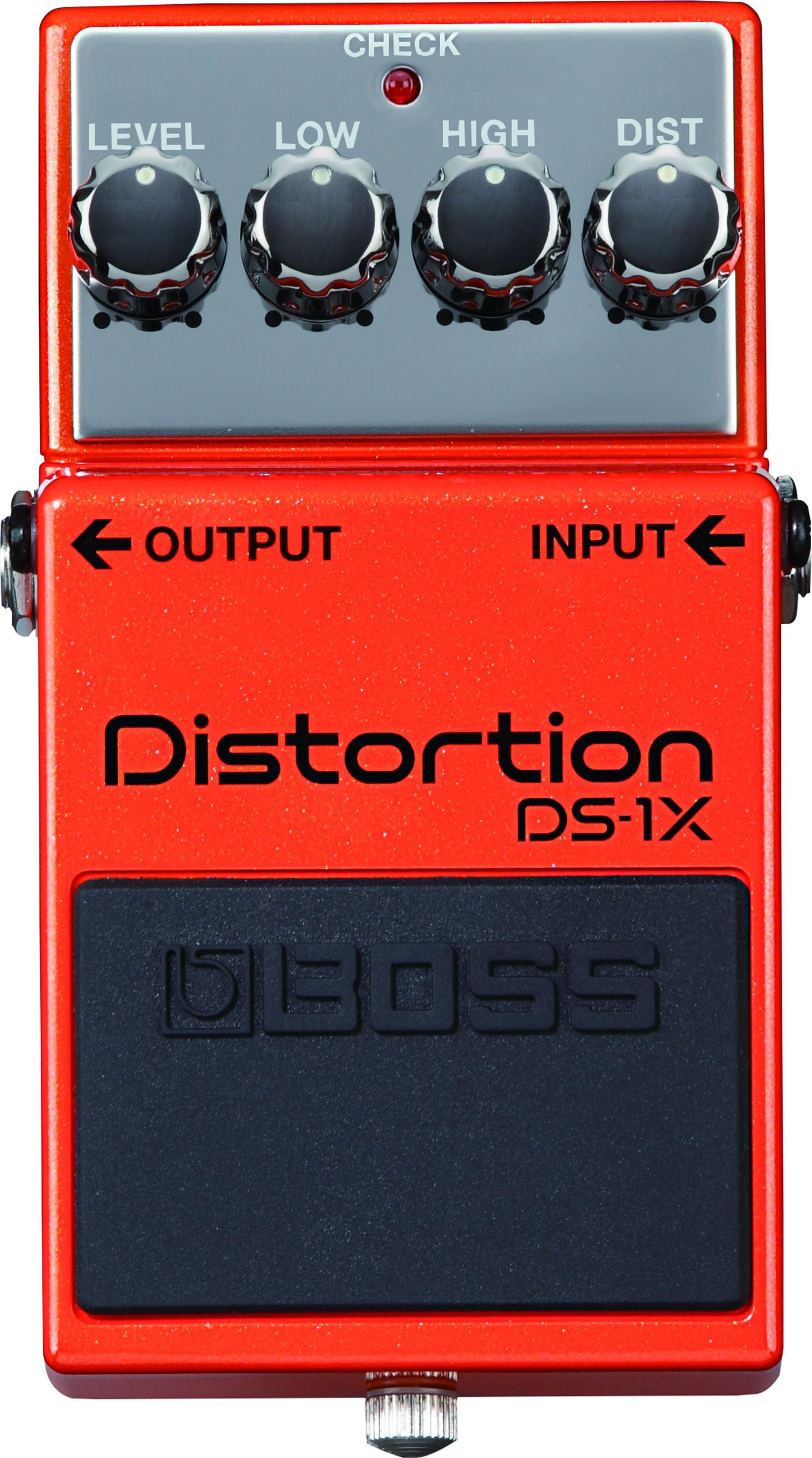 Boss Special Edition DS-1X Distortion Pedal | Noise Makers