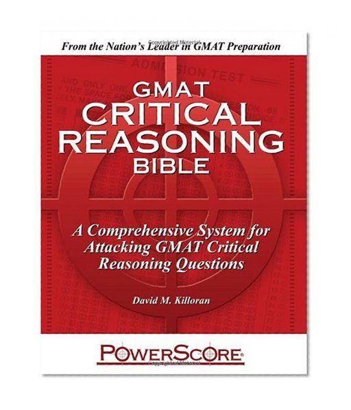 Powerscore Gmat Critical Reasoning Bible Pdf
