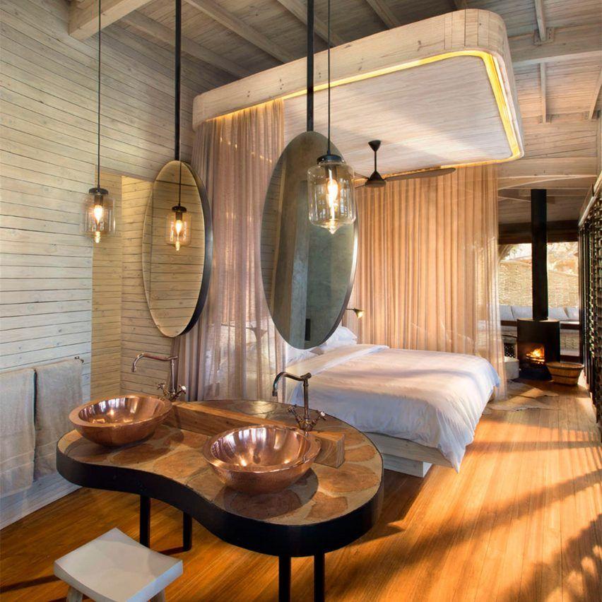 Hotel Room Interiors Dezeen Pinterest Boards Dezeen 1704 Col 16
