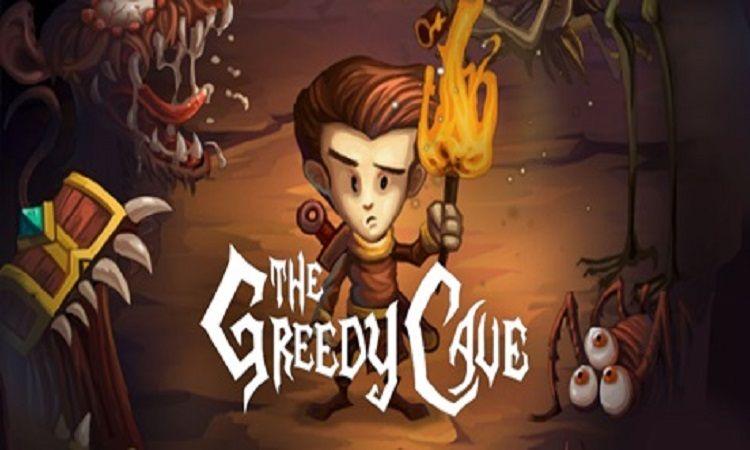 the greedy cave apk mod
