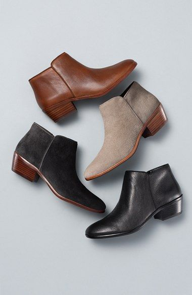 a77526c6e Sam Edelman  Petty  Chelsea Bootie (Women)  134.95 - I have the black and  brown leather
