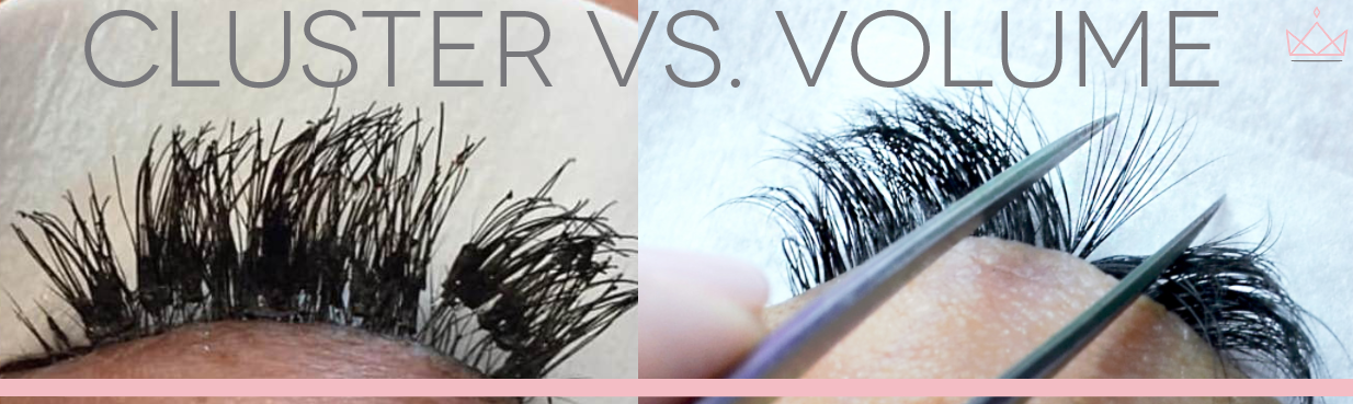 Why Cluster Lashes Arent Healthy For Your Eyesor Pretty To Look