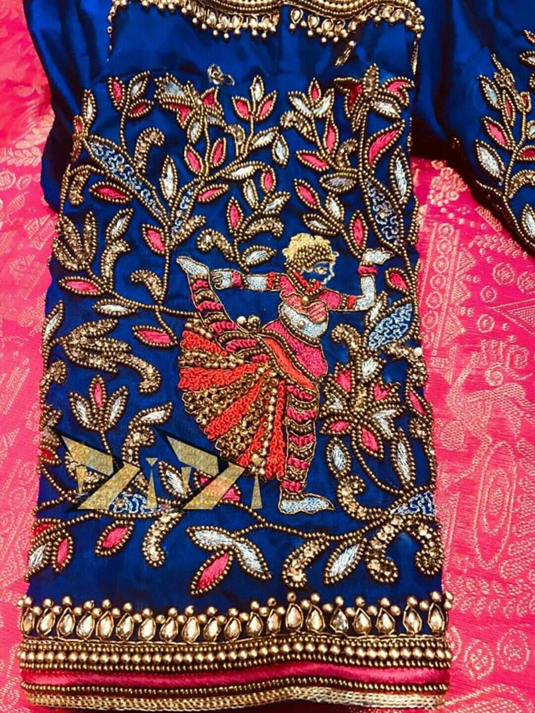 Pin by harika vodnala on blouses pinterest blouse designs saree