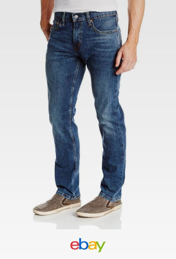 5cbb5876 Levi's 511 Slim Fit denim jeans are a tried and true closet staple when it  comes to men's fashion. Dressed up or down, they're always a solid choice  ...