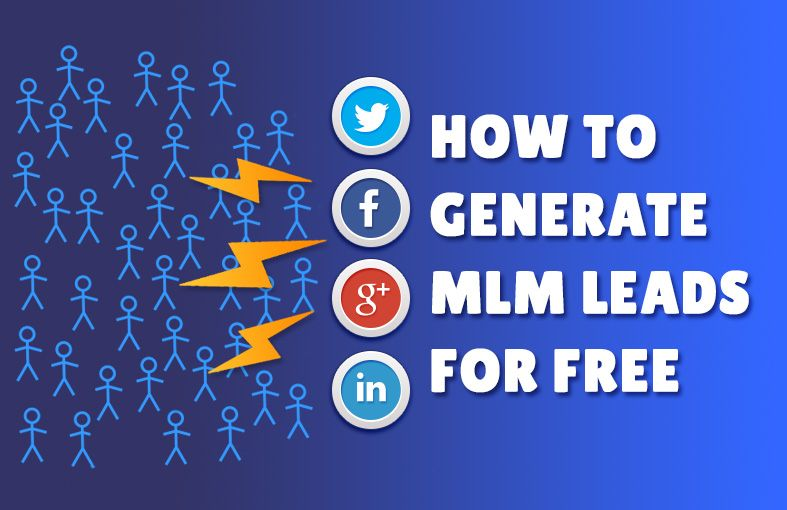 Free Mlm Leads Home Based Business How To Make A Good Income