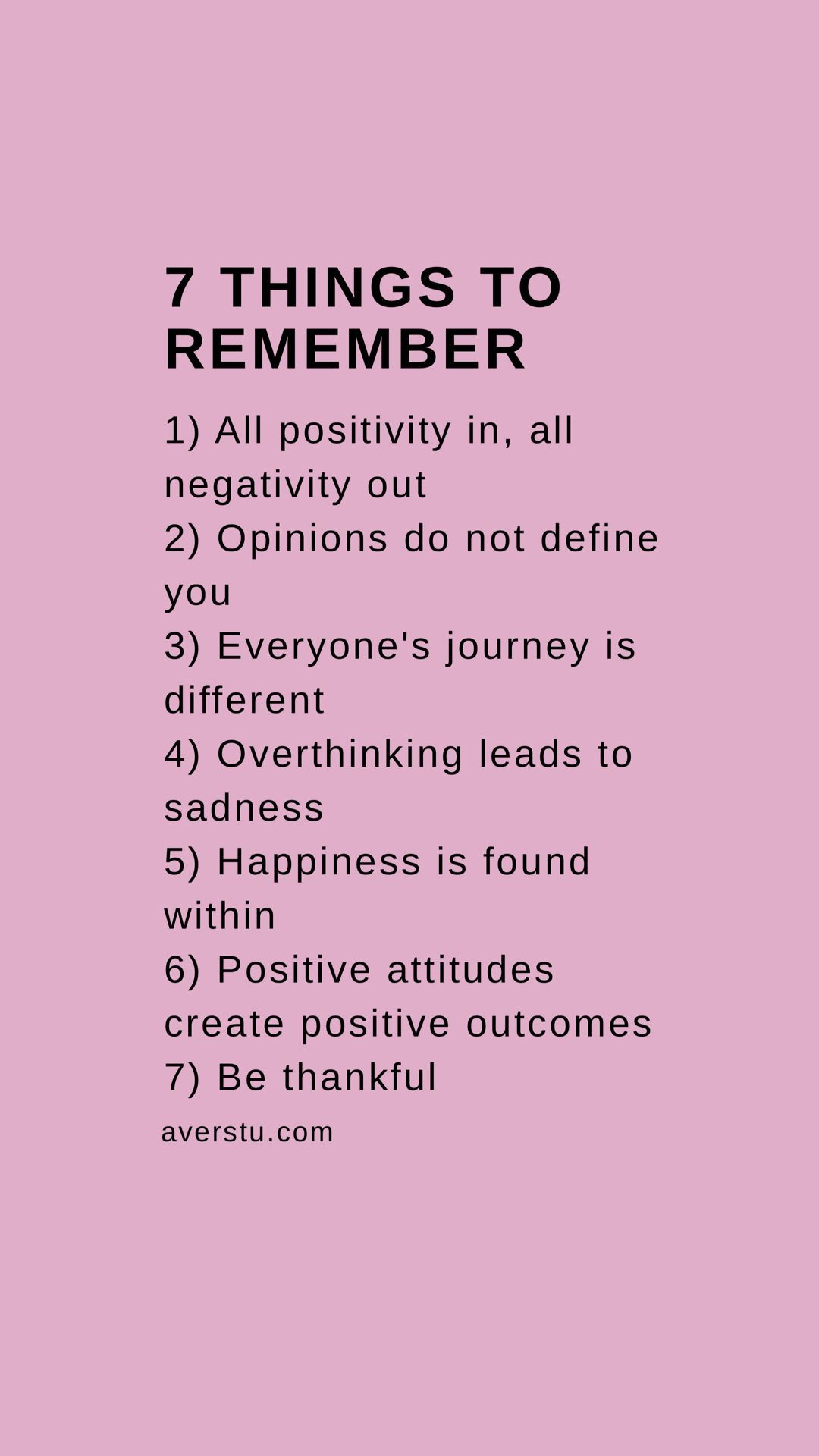 7 Things To Remember Funny Quotes About Life Life Quotes Positivity