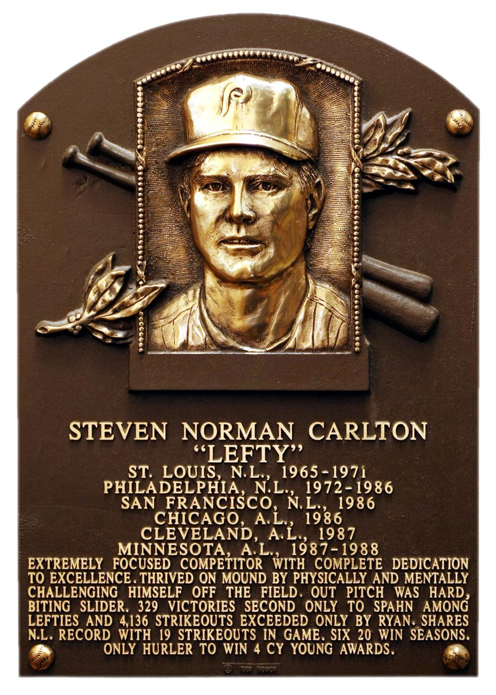 Photo of Steve Carlton