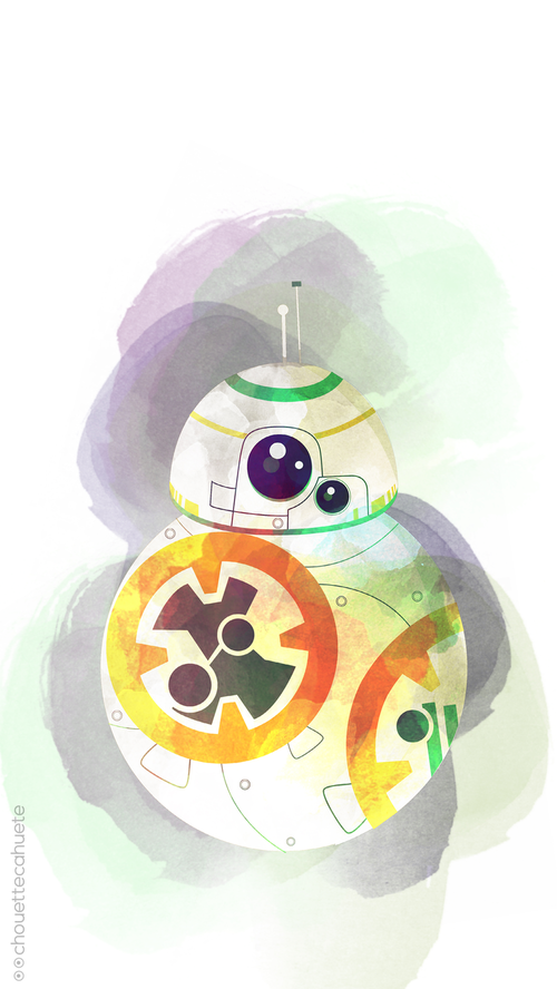 Imagem De Star Wars Wallpaper And Bb 8 Star Wars Awesome Star Wars Wallpaper Star Wars Art