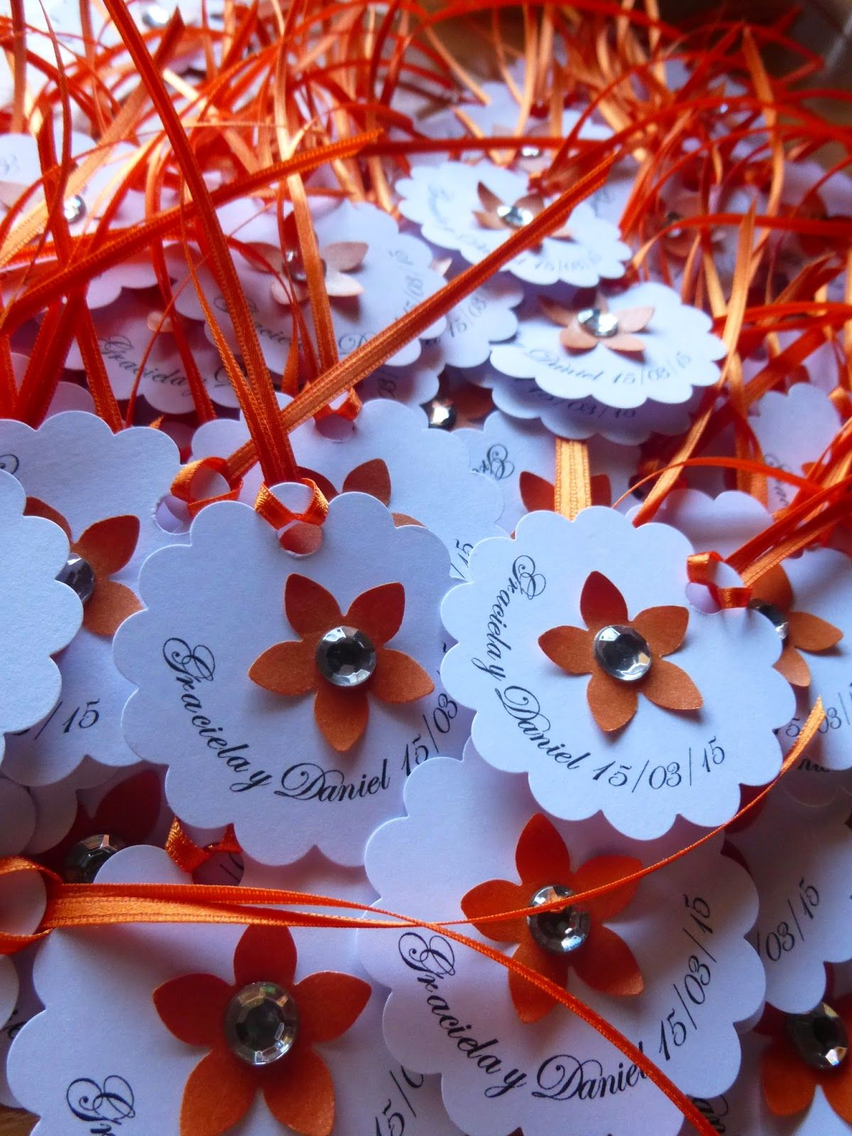Tarjetas e Invitaciones Pamela Flavia: Eventos 2015