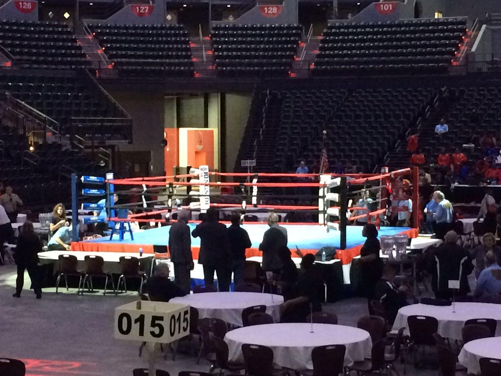 National Golden Gloves Tournament CAJUNDOME Arena Sport