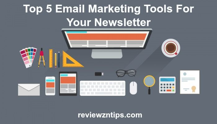 Top 5 Email Marketing Tools For Your Newsletter Fun Website Design Website Design Company Web Design Agency