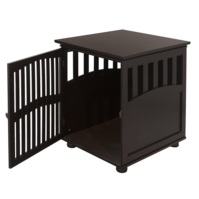 Kirkland pet crate end table 265l x 25w x 295h