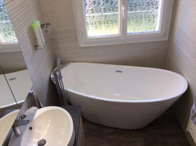 baignoire lot design brighton 170 cm et robinet mitigeur. Black Bedroom Furniture Sets. Home Design Ideas